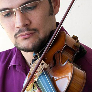 Pierre-Laurent BELONI Violon