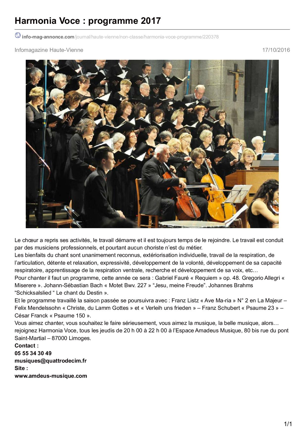 info-mag-annonce-com-harmonia-voce-programme-2017