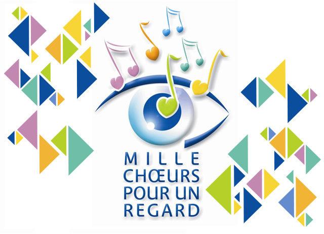 « MILLE CHŒURS pour UN REGARD » Opération 2017 DIMANCHE 19 MARS 2017 à 17 heures HOTEL de VILLE de LIMOGES