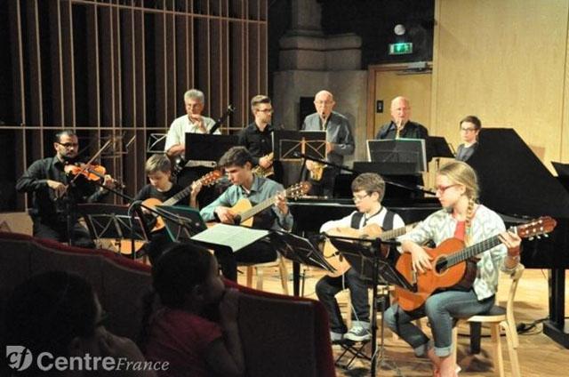 La rentrée se passe à l'Espace Amadeus Musique à Limoges !